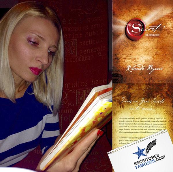 Escritores Famosos como Rhonda Burne-El Secreto