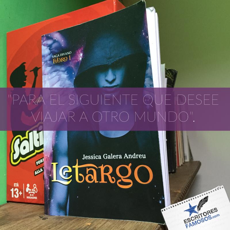 Letargo-libro
